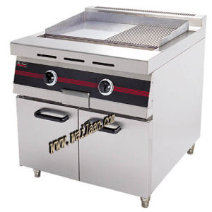 Gas Griddle with Cabinet (GFT90L)
