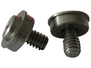 Flush-Mounted Captive Panel Screw Assemblies