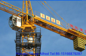 Hongda Good Quality Tower Crane Qtz63b (5610) pictures & photos