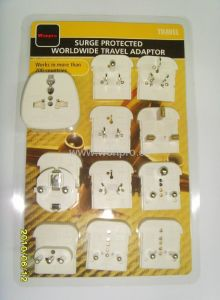All in One Universal Travel Adapter (OAST-P10-PP)