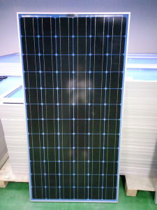 195W Monocrystalline Solar Panel with TUV IEC Certificate pictures & photos