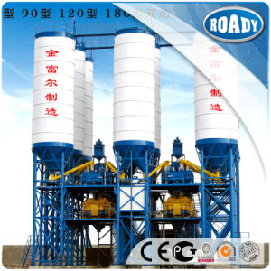 High Work-Efficiency Concrete Mixing Plant for Hot Selling