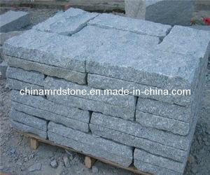 Cheap White/Grey Granite Curbstone for Outdoor or Landscape