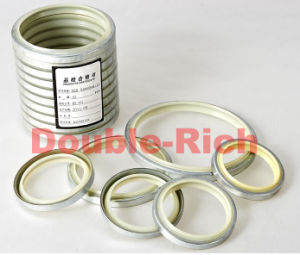 PU Metal-Cased Wiper Seals (DKB)