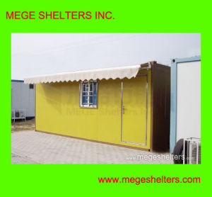 20ft FRP Container House of Guangzhou Mege Shelters Inc