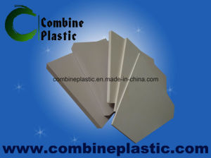 Excellent Sign Materials PVC Foam Board/Sheet with Better Flexibility pictures & photos