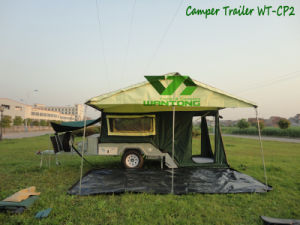 Off Road Camper Tent Trailer