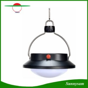 60 LED Portable Solar Powered Camping Night Light Hanging Tent Light Wall Lamp