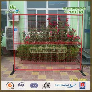 1.8m High Metal Temporary Fence Supplier pictures & photos