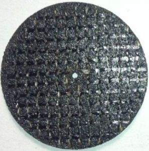 Fibre Cut Disc for Metal and Stainles Steel 38mm pictures & photos
