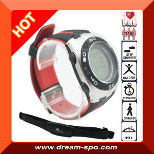 Wireless Heart Rate Monitor with Pedometer (DHP-5019)