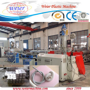 Single Wall Corrugation Hose Tube Extrusion Line pictures & photos