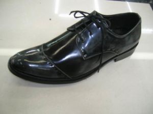 Leather Shoes-4764