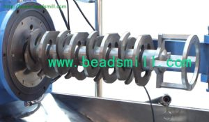 Pesticide Grinding Mill Horizontal Bead Mill Finer Particle Size pictures & photos