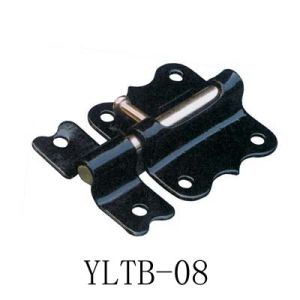 Black Iron Cellar Window Bolt (YLTB-08)
