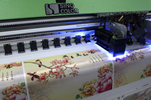 Inkjet Printer UV Printer Roll to Roll Sinocolor Ruv-3204 Wide Format Printer pictures & photos