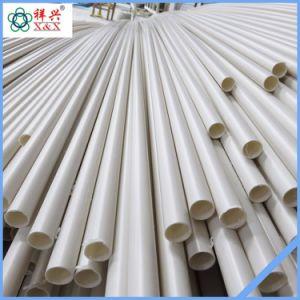 China Hot Sale Pvc Water Tube China Pvc Conduit Pipe Price List Pvc Pipe