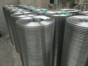 China Ss 304 316 Stainless Steel Welded Wire Mesh Manufacture ...