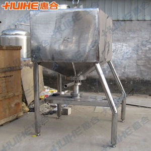Vacuum Mixing Tank for Sale pictures & photos