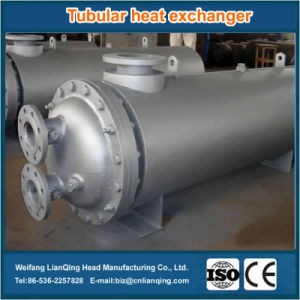 Shell & Tube Heat Exchanger for The Chemical Industry