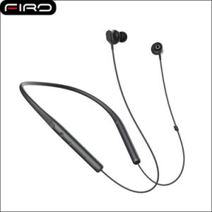 V4.1 Neckband Wireless Stereo Bluetooth Headphone With Magnetic Attraction