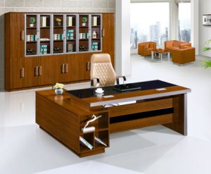 China Boss Desk Office Table Ceo Desk Office Furniture Factory