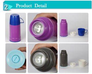 Glass Liner Mini Water Flask for Child (FGUI) pictures & photos
