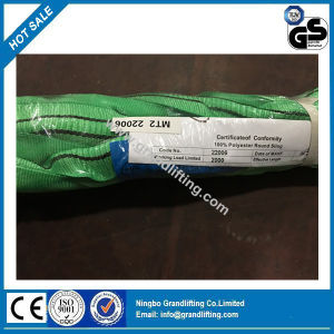 En1492-2 Standard Safe Factor 6: 1 Round Lifting Sling pictures & photos