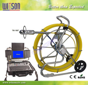 Witson Pan/Tilt Camera Sewer Pipe Inspection Camera pictures & photos