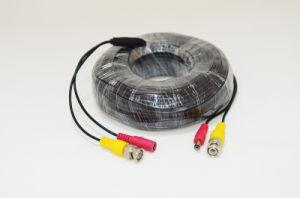 66ft//20M BNC RCA Audio Video Extension Surveillance Cable DVR Wire CCTV Camera