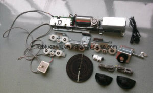 Automatic Sliding Door Operator, Brush Motor Type Sliding Door Opener Es200 pictures & photos