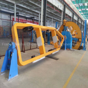800/3+2 Wire Cable Laying up Machine pictures & photos