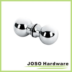 Deco Shower Door Knob Pairs (DKB12) pictures & photos