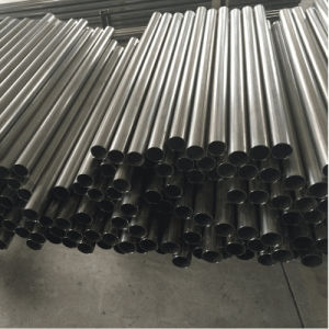 400 Series Stainless Steel Pipe for Muffler Consumers Intake Pipe