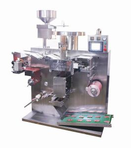 Slb-220/300/400 Automatic Strip Packing Machine