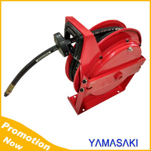 Single Arm Automatic Retractable Steel Open Air Hose Reel pictures & photos