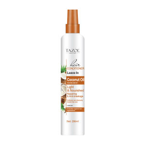 Tazol Leave in Hair Conditioner Spray Coconut Oil Hair Care pictures & photos