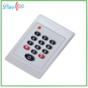 125kHz or 13.56MHz M1 Contactless RFID Smart Keypad Card Reader Access Control pictures & photos