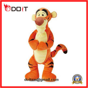 Wholesale Standing Plush Stuffed Toy Tiger for Kids pictures & photos
