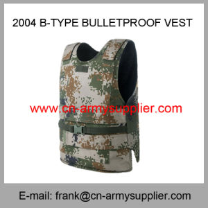 bbebca2a261f9 Wholesale China Army Digital Camouflage Military 2004 B-Type Bulletproof  Vest