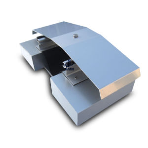 Aluminum Roof to Roof Joint Covers for Buildings (MSWGZ) pictures & photos
