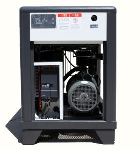 (10HP~350HP) China Variable Speed Rotary Direct Driven Screw Air Compressors with Competitive Price pictures & photos