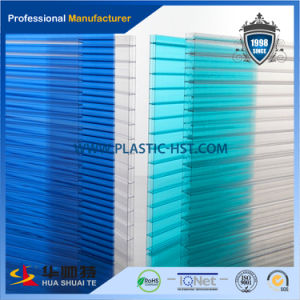 10 Years Warranty Double Wall Polycarbonate Sheet pictures & photos