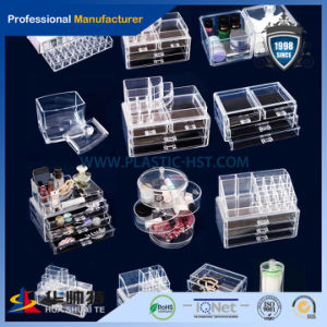 Clear Acrylic Makeup Storage Organizer pictures & photos