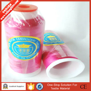 2016 Tailian High Strength 100% Rayon Embroidery Thread pictures & photos