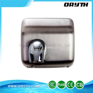 Commercial High Quality World Bathroom Stainless Steel Hand Dryer