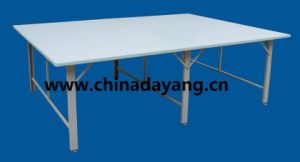 Industrial Production Tabling Cutting Machine Table End Cutter Table (dB-001)