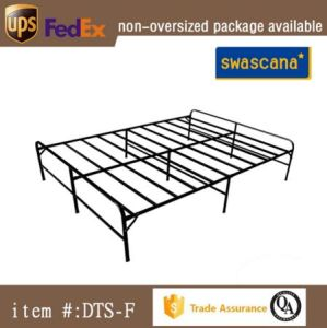 Sleep Easy To Assemble Smart Base Mattress Foundation/Platform Bed Frame/Box  Spring Replacement