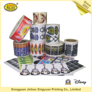 Custom Self Adhesive Sticker (JHXY-SH0073)