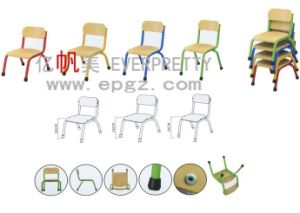 Colorful Children Chairs Wooden Kid Chair Kindergarten Furniture Chair pictures & photos